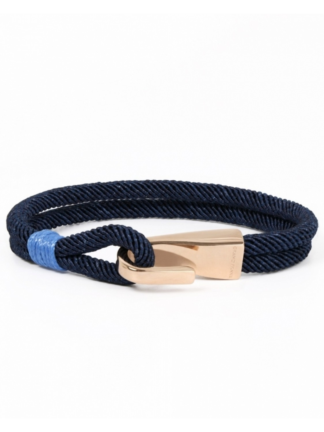 Grand Frank Armbånd Blue Rope-312