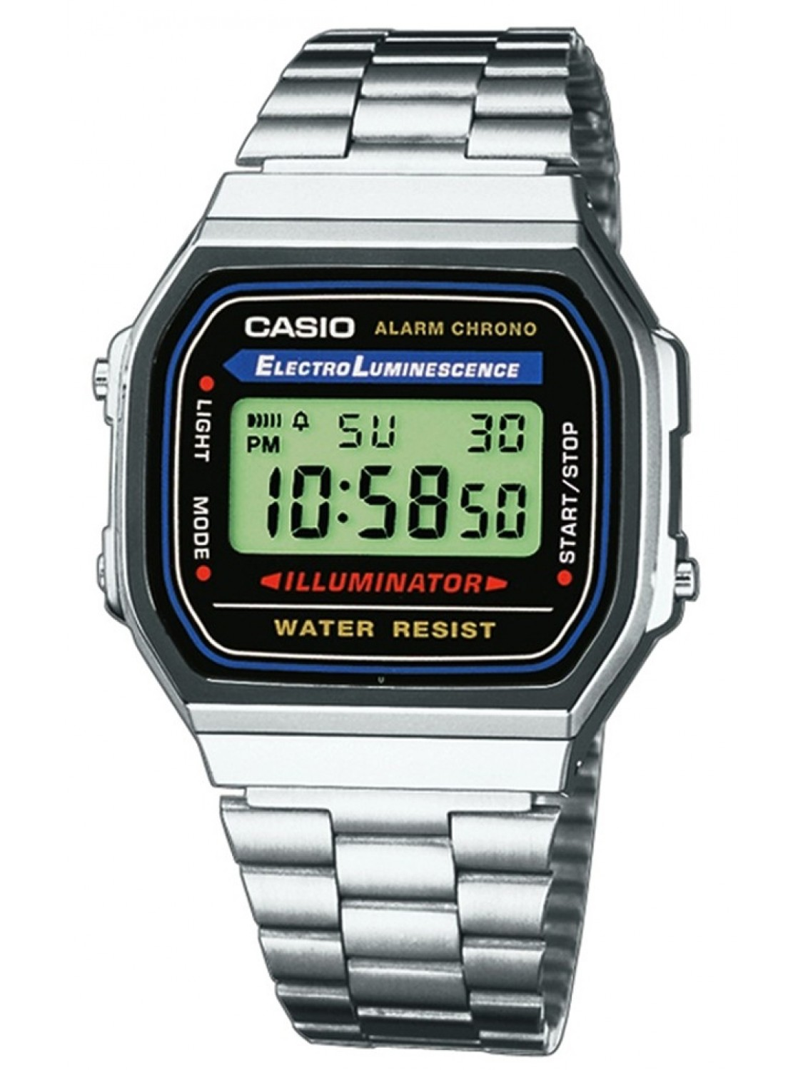 Casio Classic Retro A168WA-1YES-01