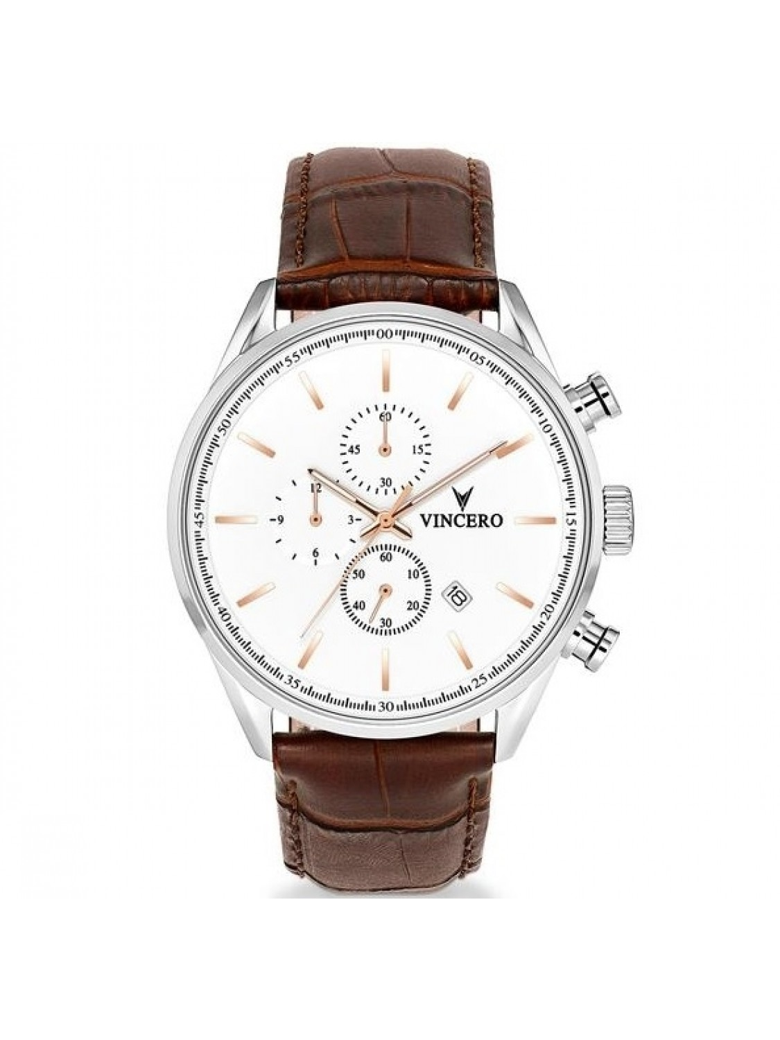 Vincero Chrono S White/Gold-39