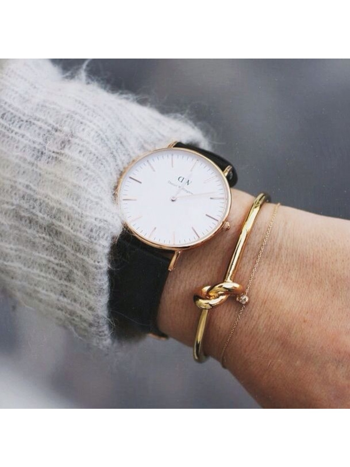 Daniel Wellington Classic Sheffield 36 mm. DW00100036-313