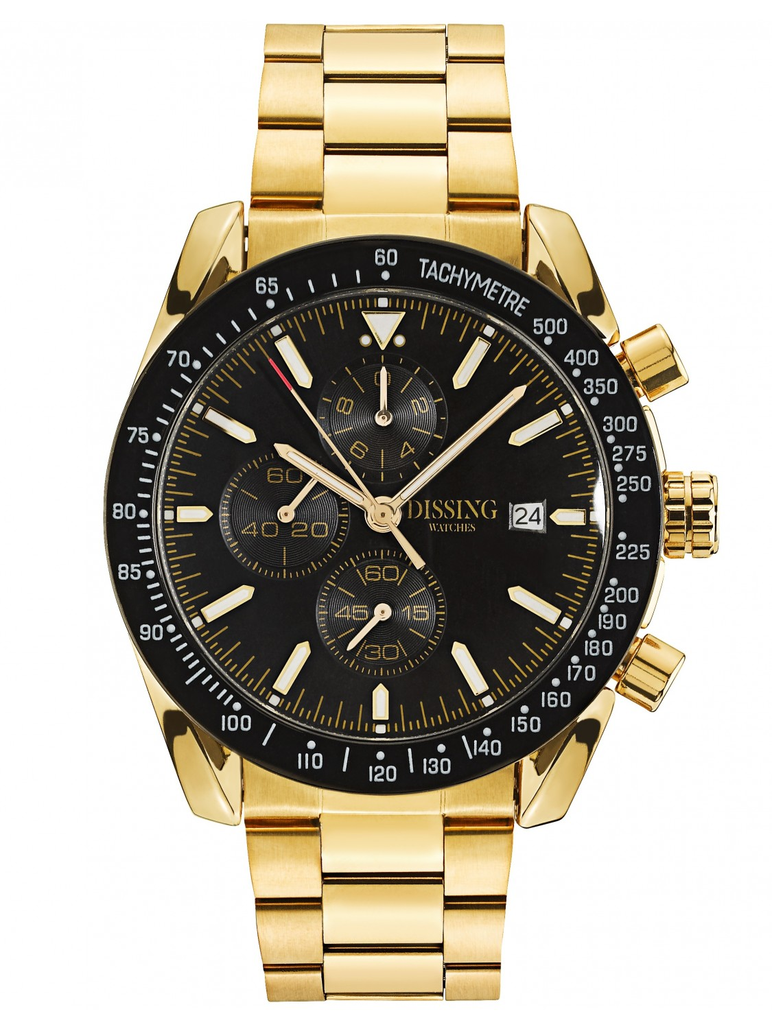 Dissing Chrono Black/Gold-316