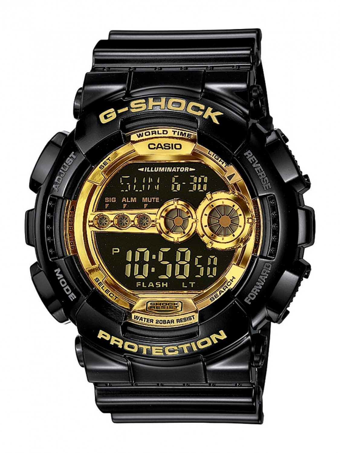 Casio GD-100GB-1ER-35