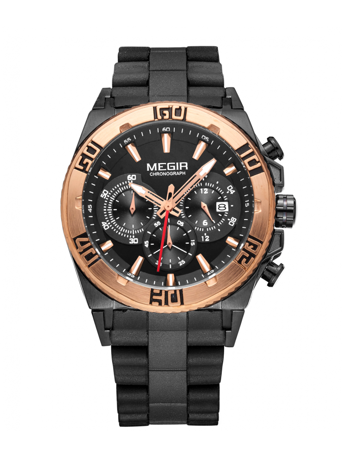 Megir Sport Black/Gold-343