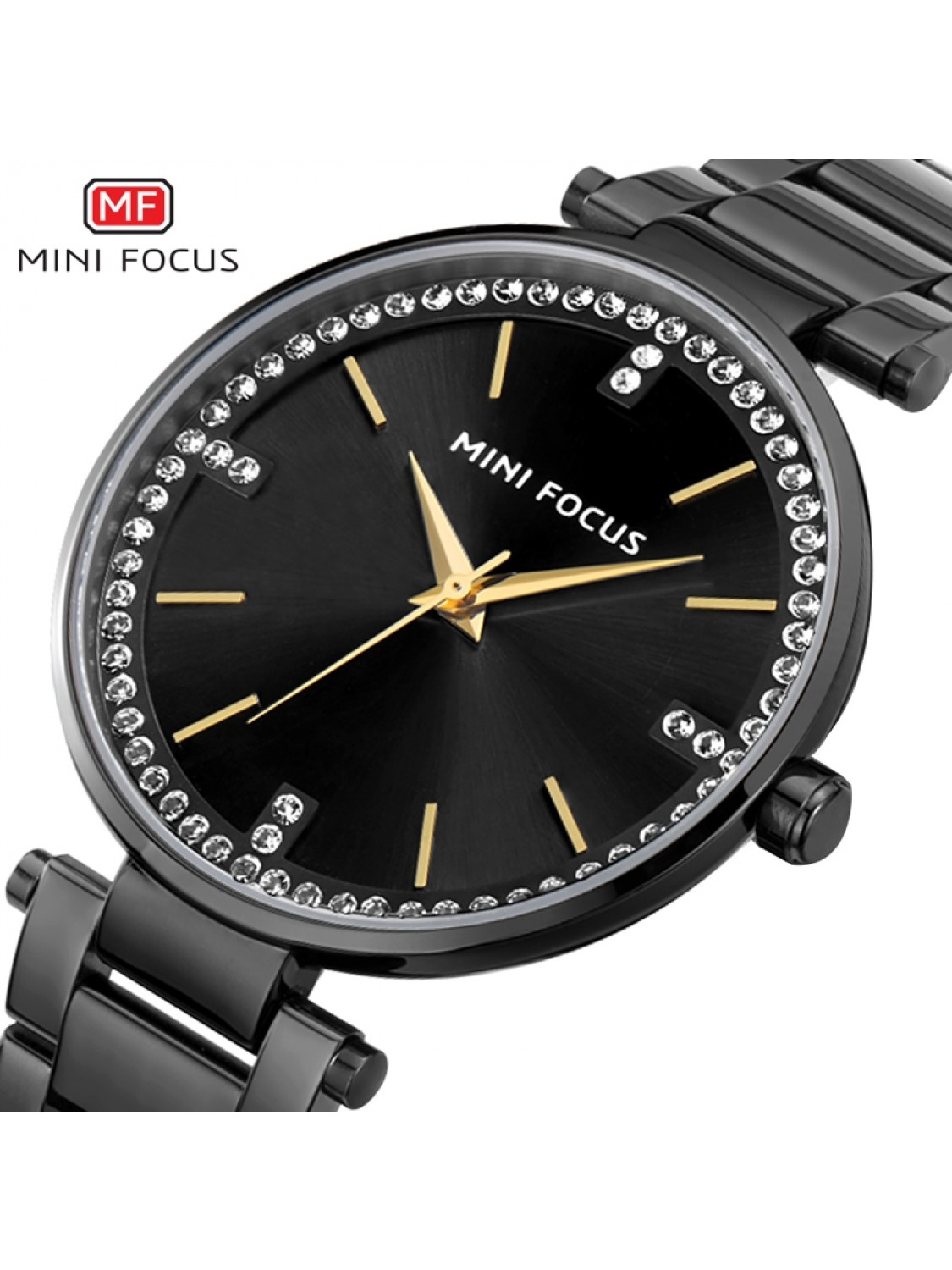 Megir Mini Focus Black/Gold-35