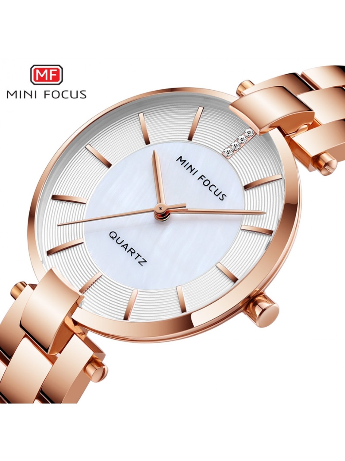 Megir Mini Focus MF0224 Rose Gold-332
