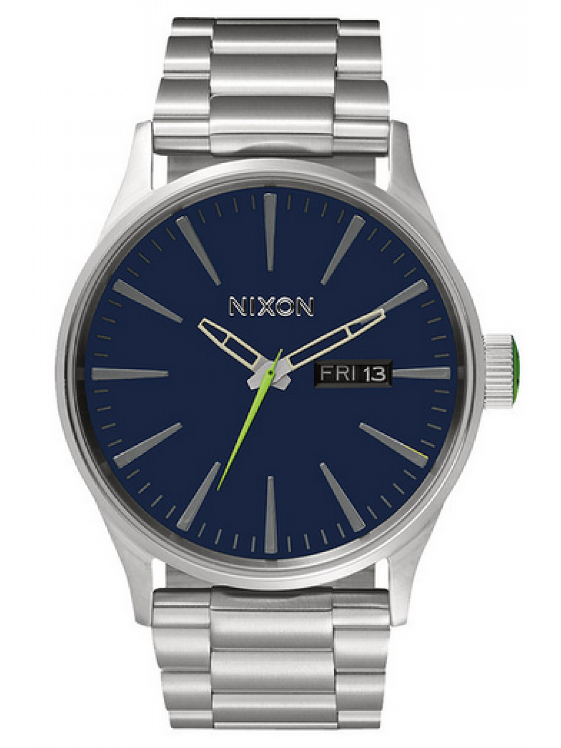 Nixon Sentry SS Midnight Blue/Vault Green-30