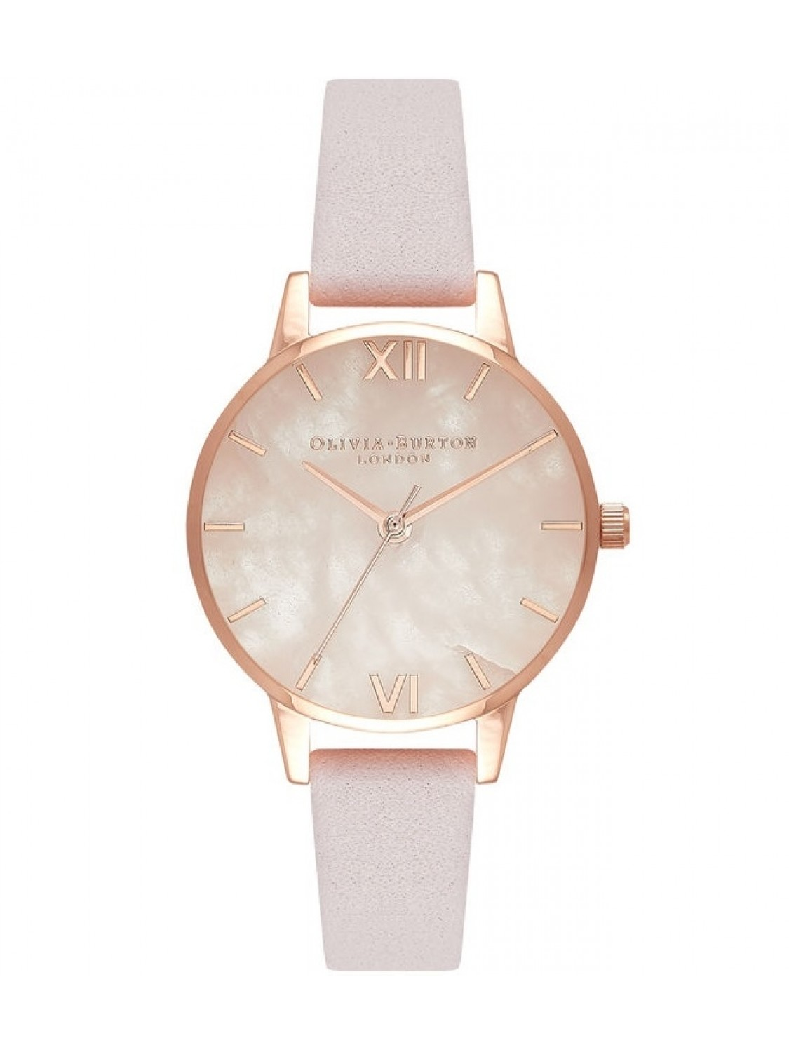 Olivia Burton Semi Precious Blossom and Rose Gold-32