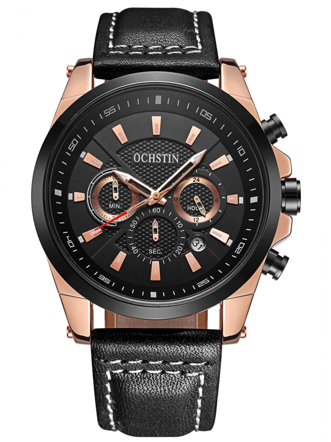 Ochstin Black and rose gold-35