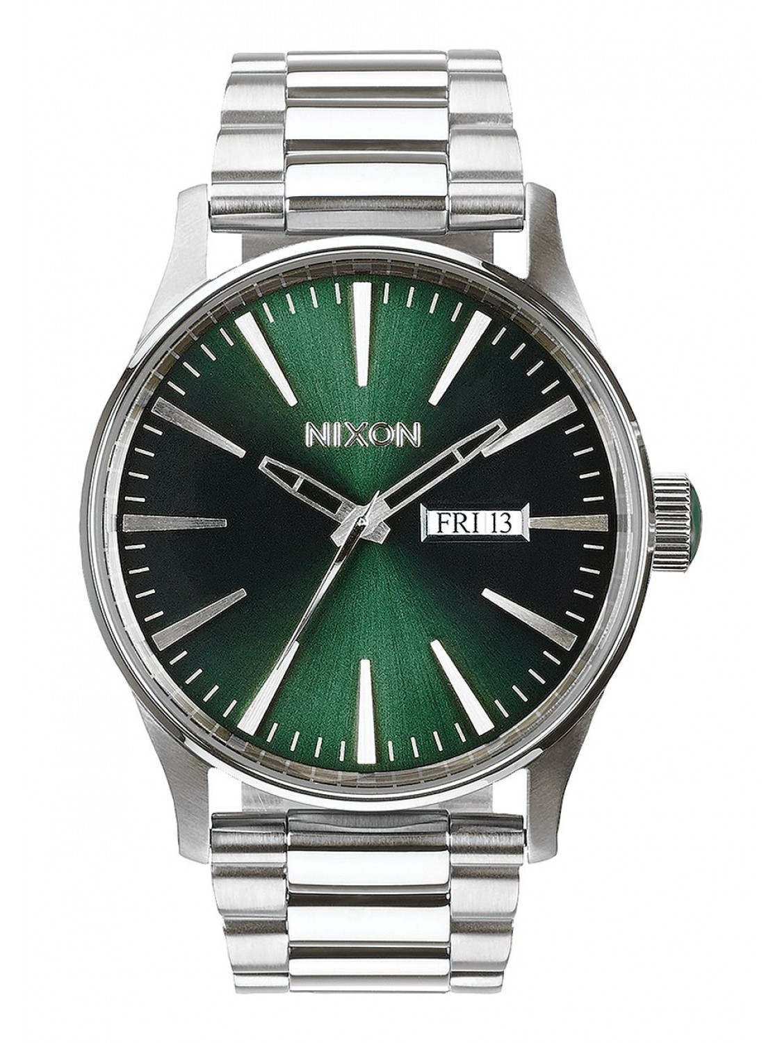Nixon Sentry SS Green Sunray-31