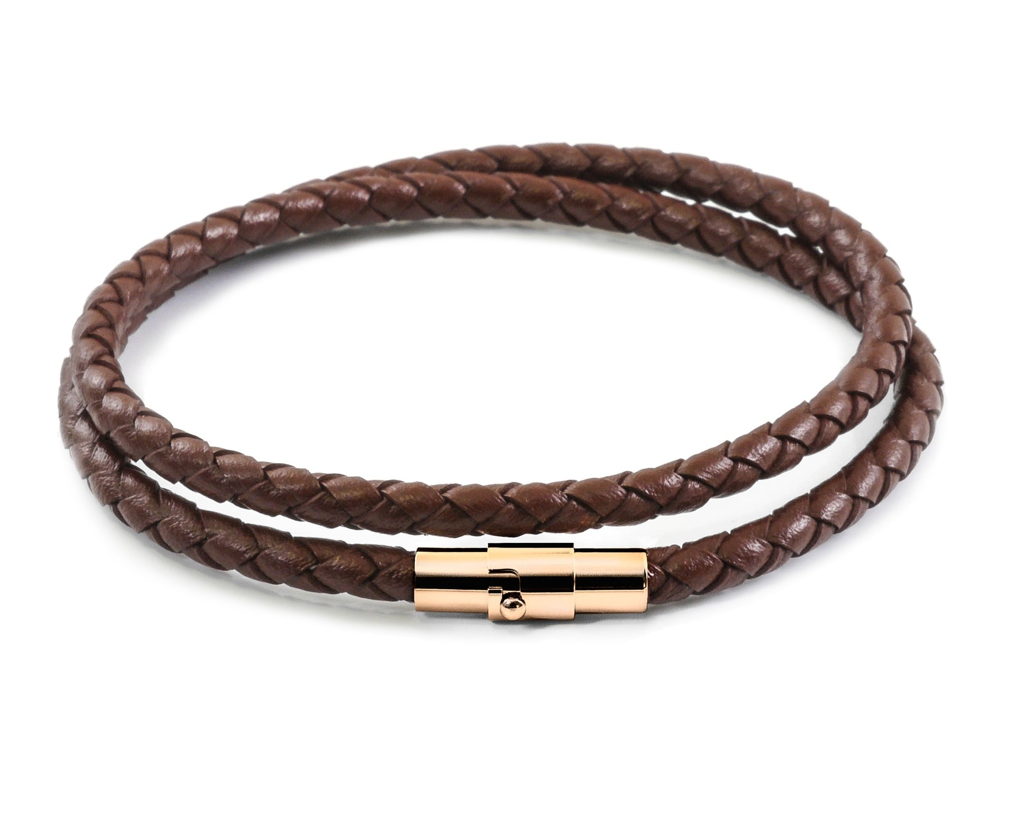 Vincero Bracelet Brown/Gold-36