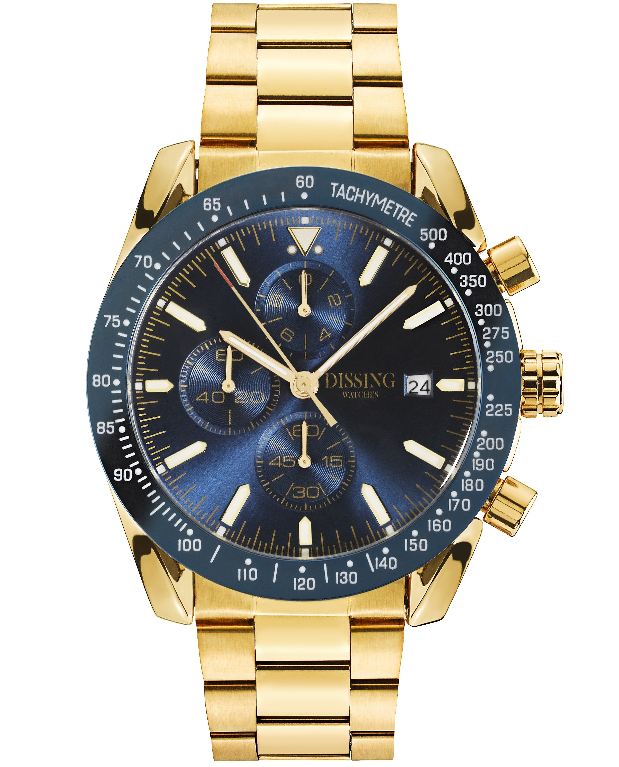 Dissing Chrono Blue/Gold-315