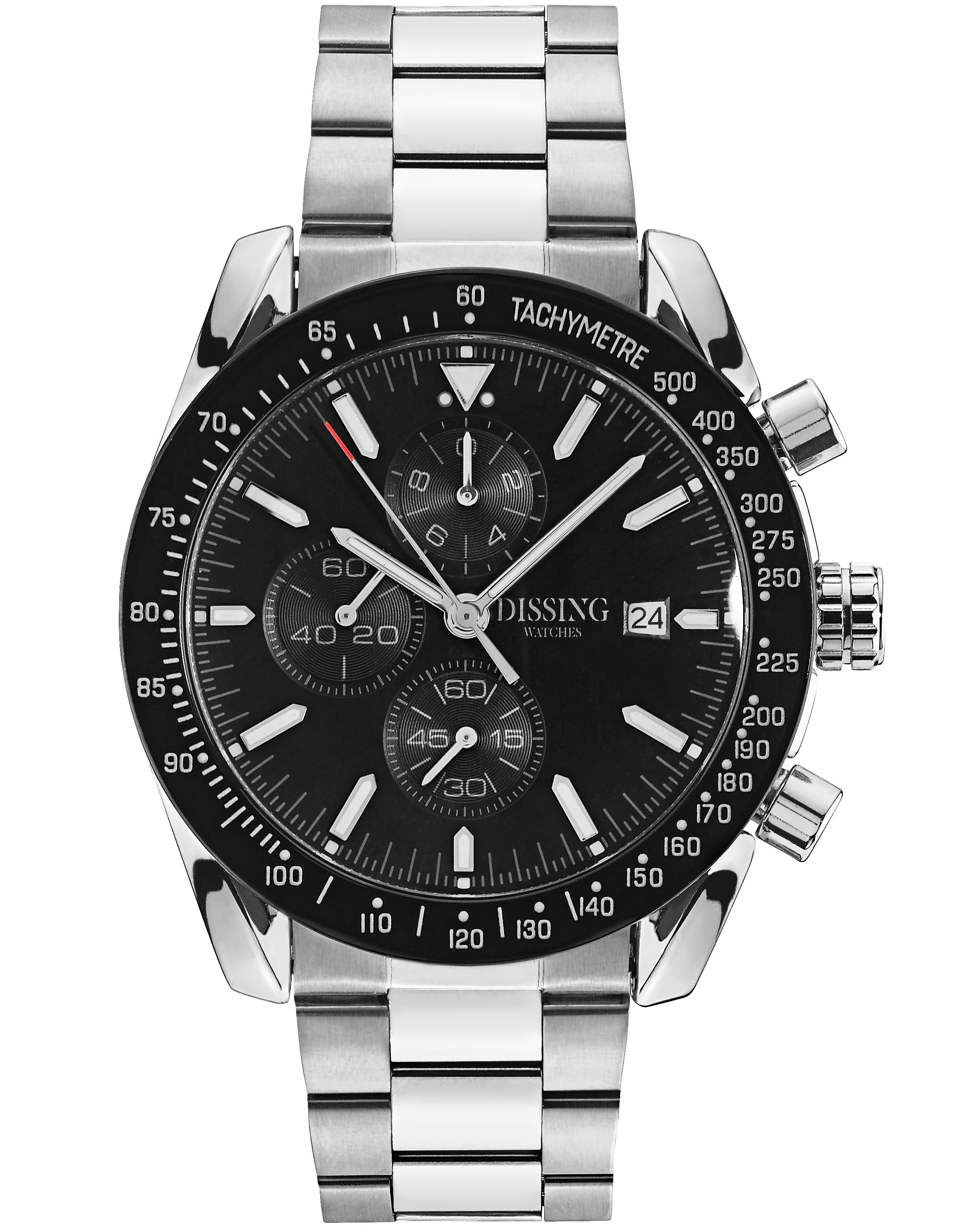 Dissing Chrono Black/Steel-314