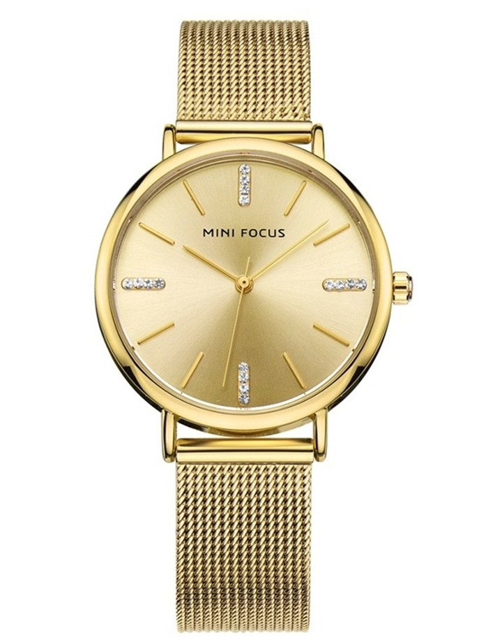 Megir Mini Focus Mesh Gold-313