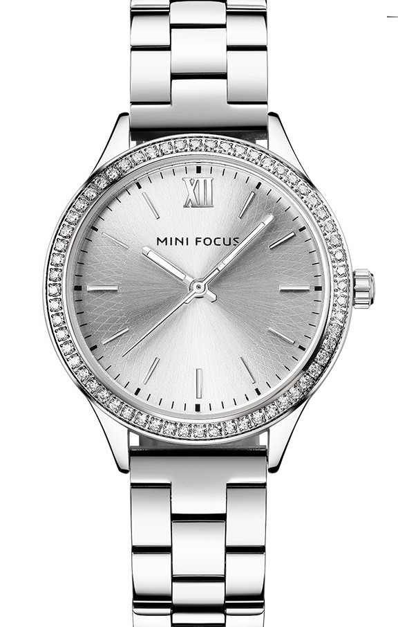 Megir Mini Focus MF0043 Silver-324