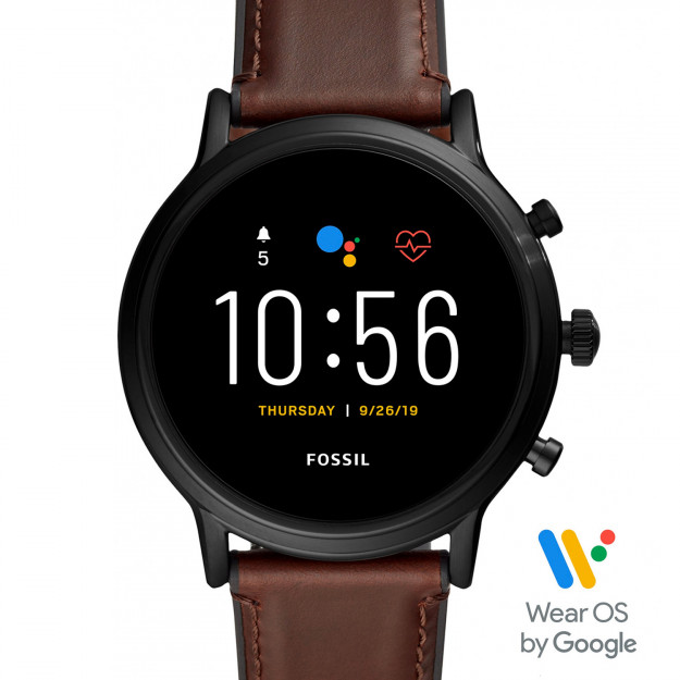 Fossil The Carlyle Hr Smartwatch FTW4026-30