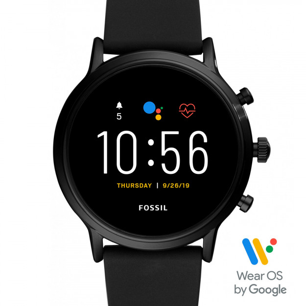 Fossil The Carlyle Hr Smartwatch FTW4025-30