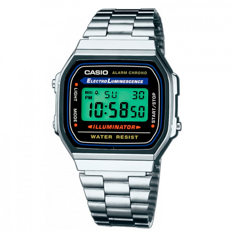 Casio Classic Retro A168WA-1YES-30