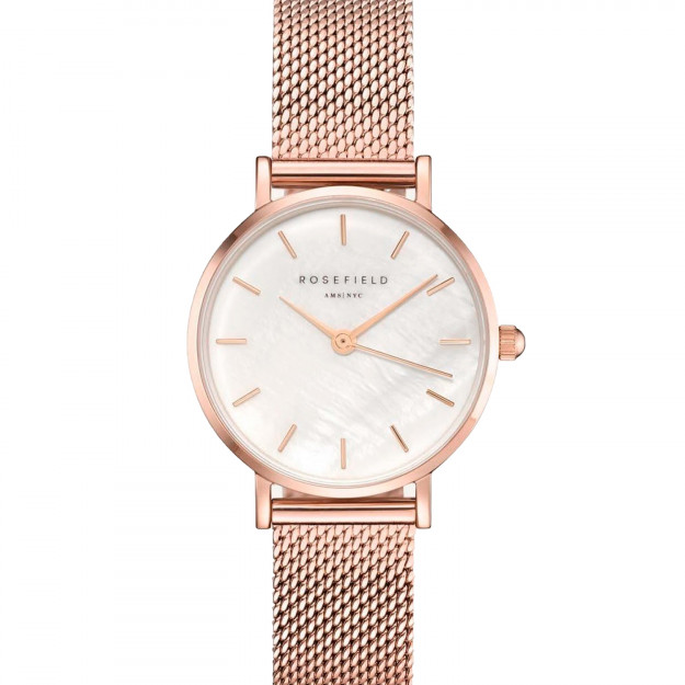 Rosefield The Small Edit White Rose Gold 26WR-265-31