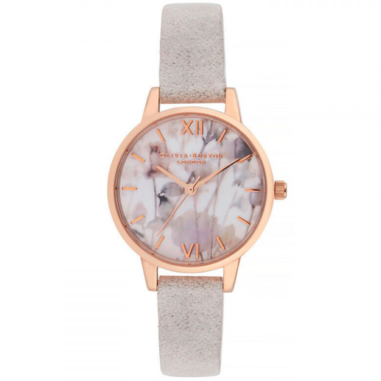 Olivia Burton Eco-Friendly Midi Dial Rose Gold Watch-37