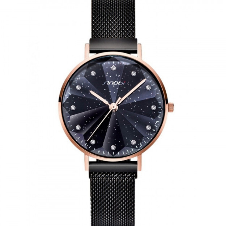 Sinobi elegance black mesh-30
