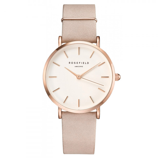 Rosefield The West Village Soft Pink Rose Gold-30