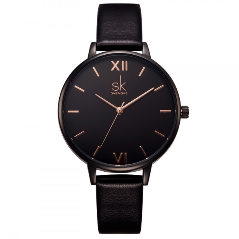 Sinobi Classic Black Leather-30