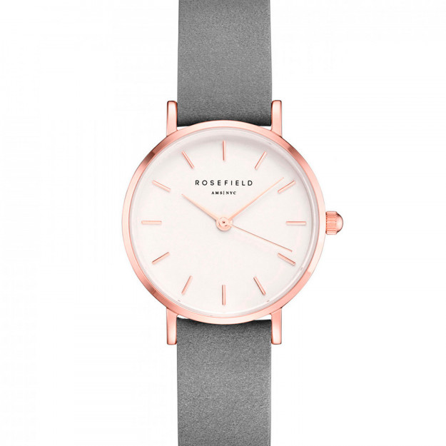 Rosefield The Small Edit Elephant Grey Rose Gold-30