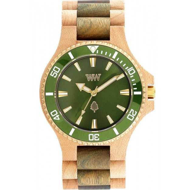 WeWOOD Date MB Beige Army Green-30