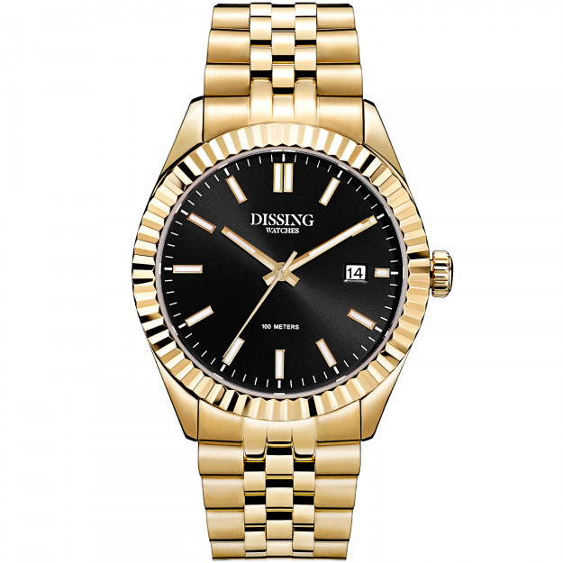 Dissing Date Gold/Black-31