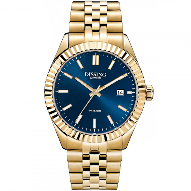 Dissing Date Gold/Blue-31