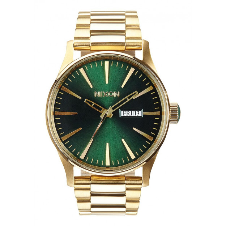 Nixon Sentry SS All Gold/Green-35