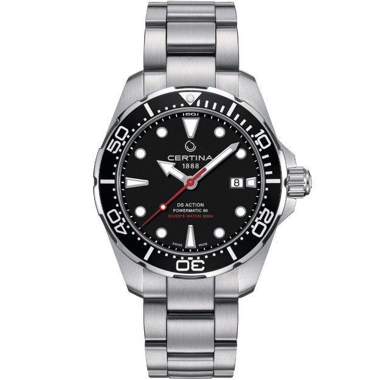Certina DS Action Diver C0324071105100-31