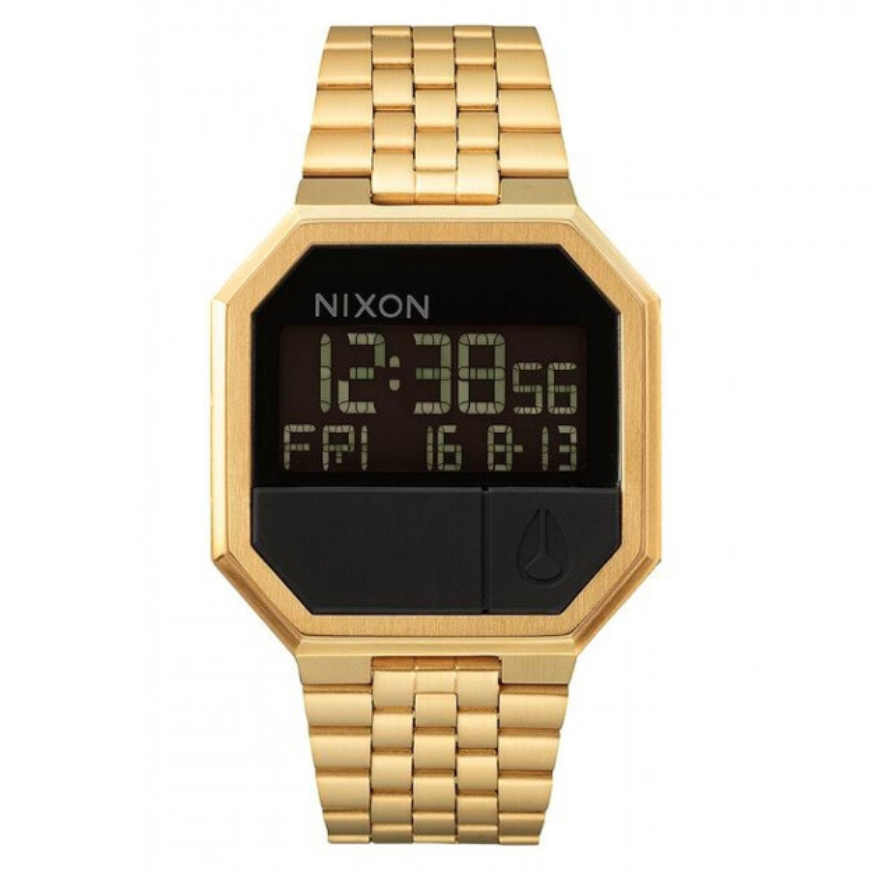 Nixon Re-Run All Gold-30