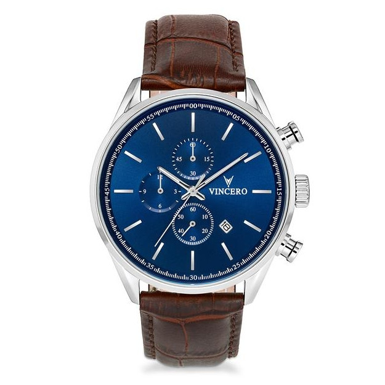 Vincero Chrono S Blue/Brown-35