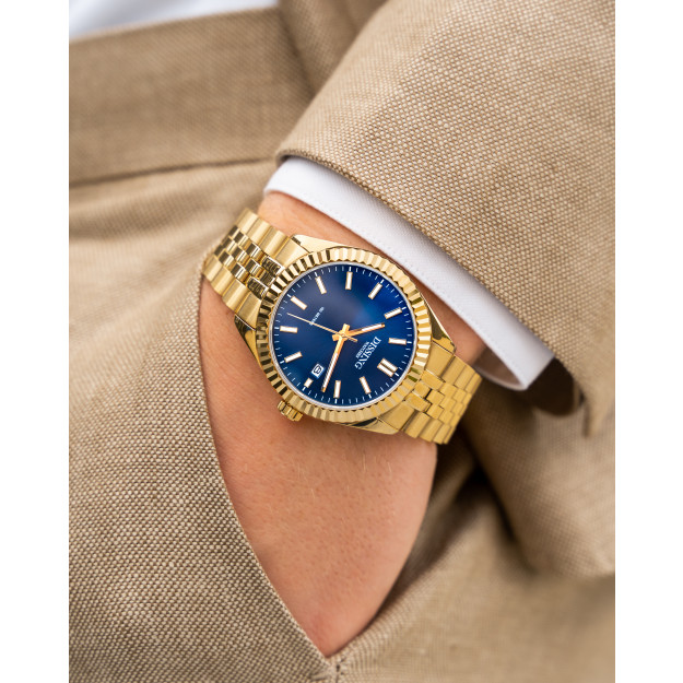 Dissing Date Gold/Blue-321