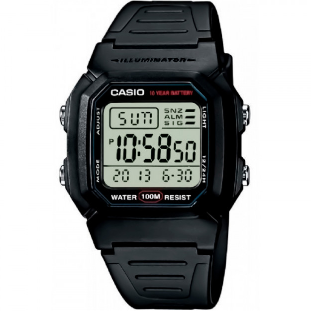Casio Collection W-800H-1AVES-30