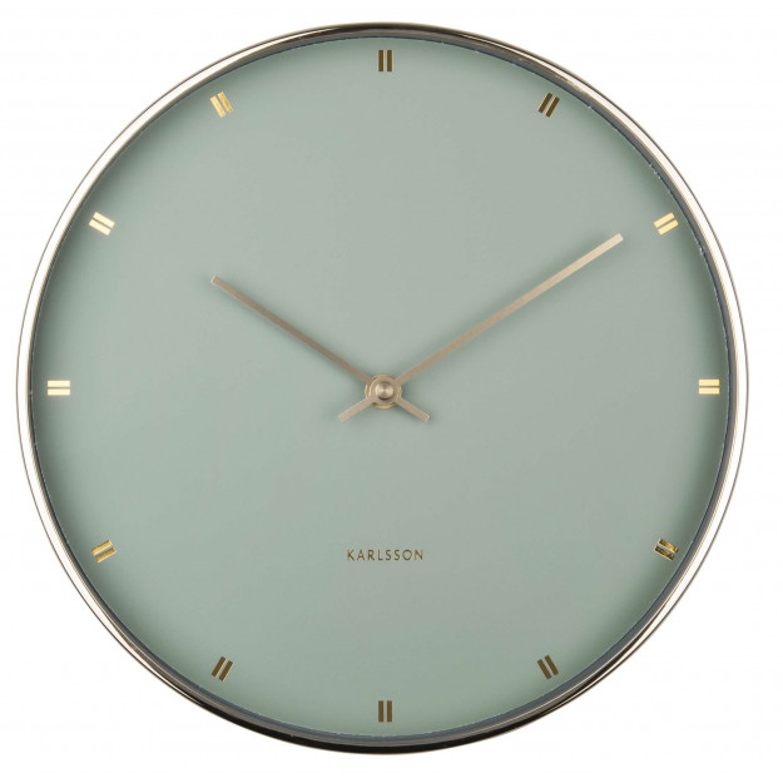 Karlsson Wall Clock Petite KA5776GR 27 cm-30