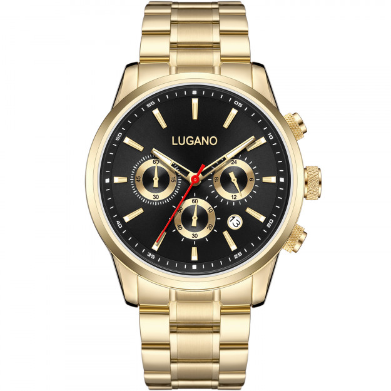 Lugano Master Gold/Black-31