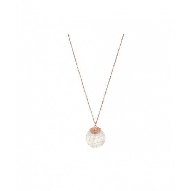 Olivia Burton Bee Coin necklace Bejewelled-35