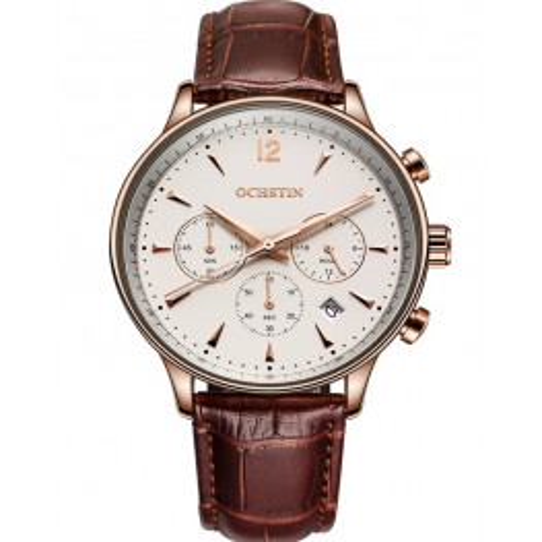 Ochstin Chronograph Master White-09