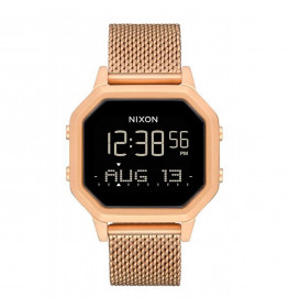 Nixon Sirene Milanese All Rose Gold-011