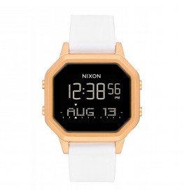 Nixon Sirene SS Watch White-08