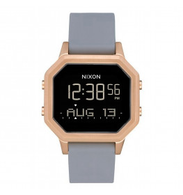 Nixon Sirene SS Watch Gray-011
