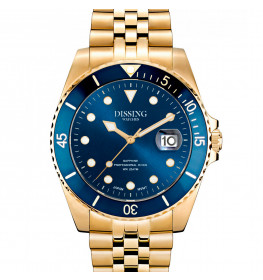 Dissing Diver Gold/Blue-050