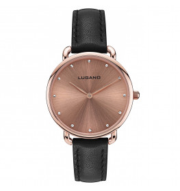 Lugano Rose Gold Leather-029