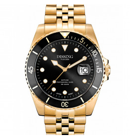 Dissing Diver Gold/Black-051