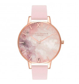 Olivia Burton Semi Precious Blossom and Rose Gold-023