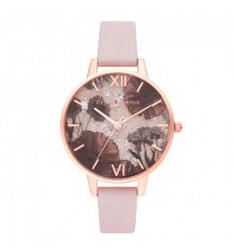 Olivia Burton Celestial Pearl Pink and Rose Gold-015