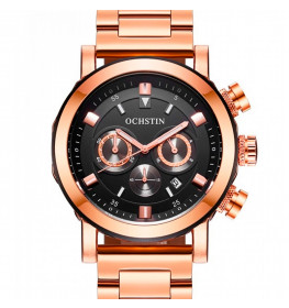 Ochstin Rose Gold Steel-026