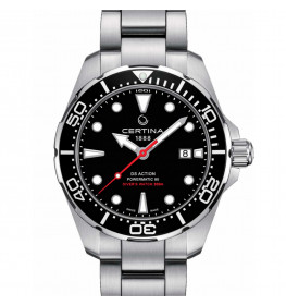 Certina DS Action Diver C0324071105100-027
